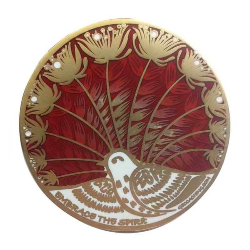 Round Shape Custom Memorandum Coins Wholesale