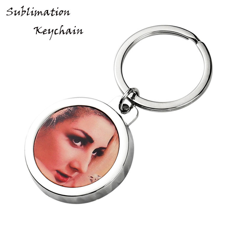 Zinc Alloy Dye Sublimation Keychains Beer Bottle Opener YSK20005