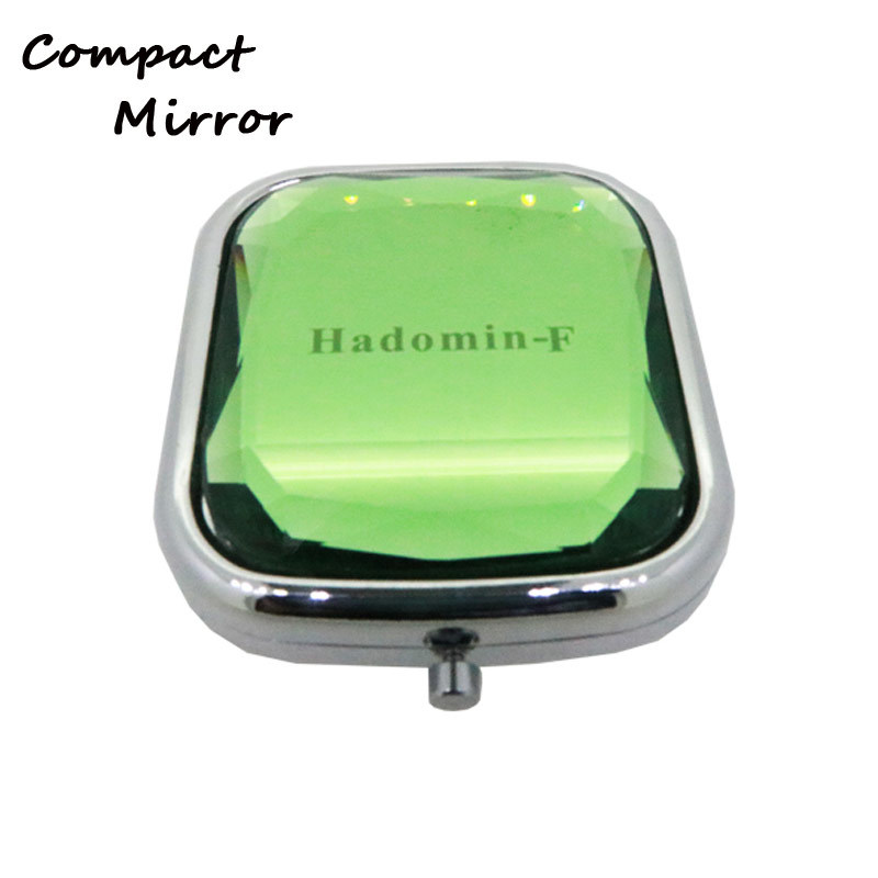 High Popular Gemstone Cosmetic Mirror Promotion