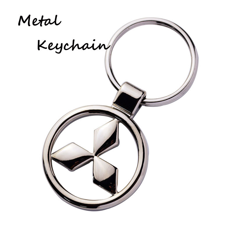 Promotional Zinc Alloy Car Brand Key Rings Customized