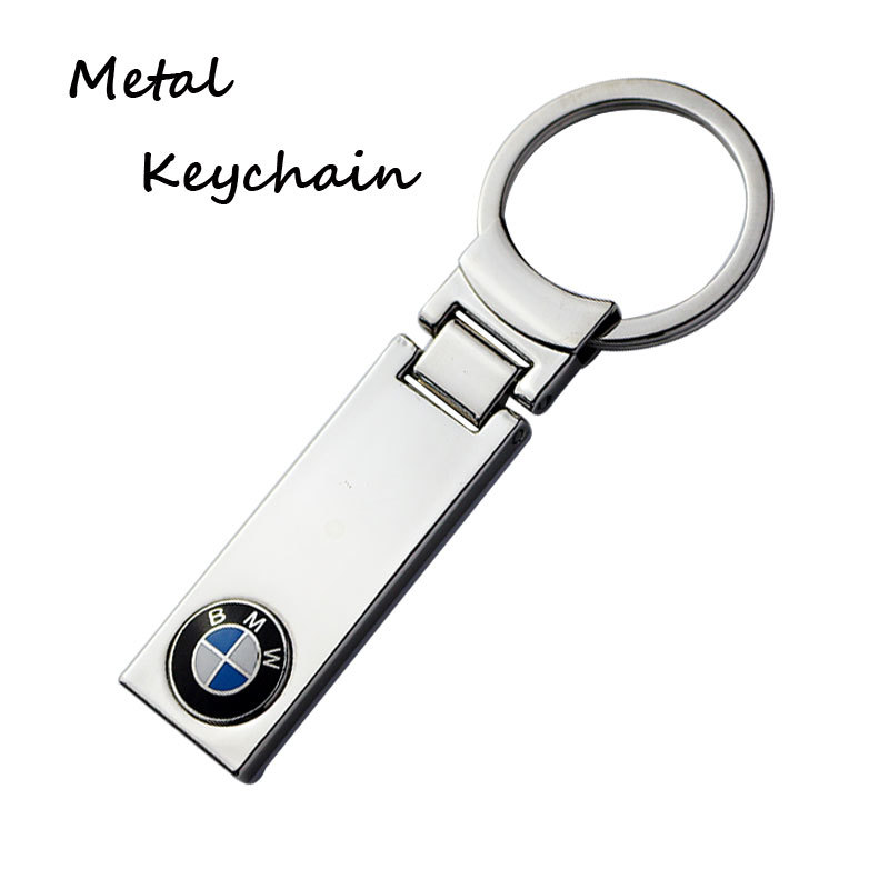 Soft And Hard Enamel Metal Keyrings For Car Keys Europe Style