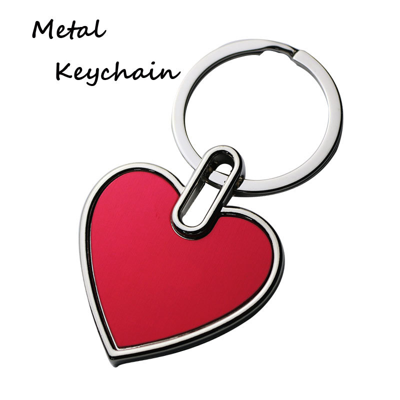 Zinc Alloy Love Design Sweet Heart Keyrings