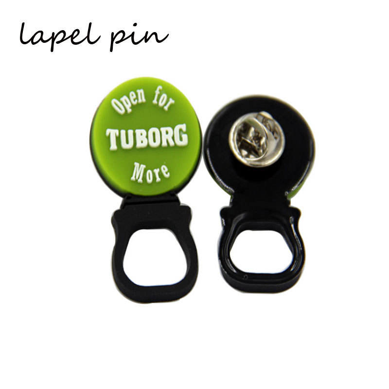 Customized PVC Lapel Pins Badge For Promotion