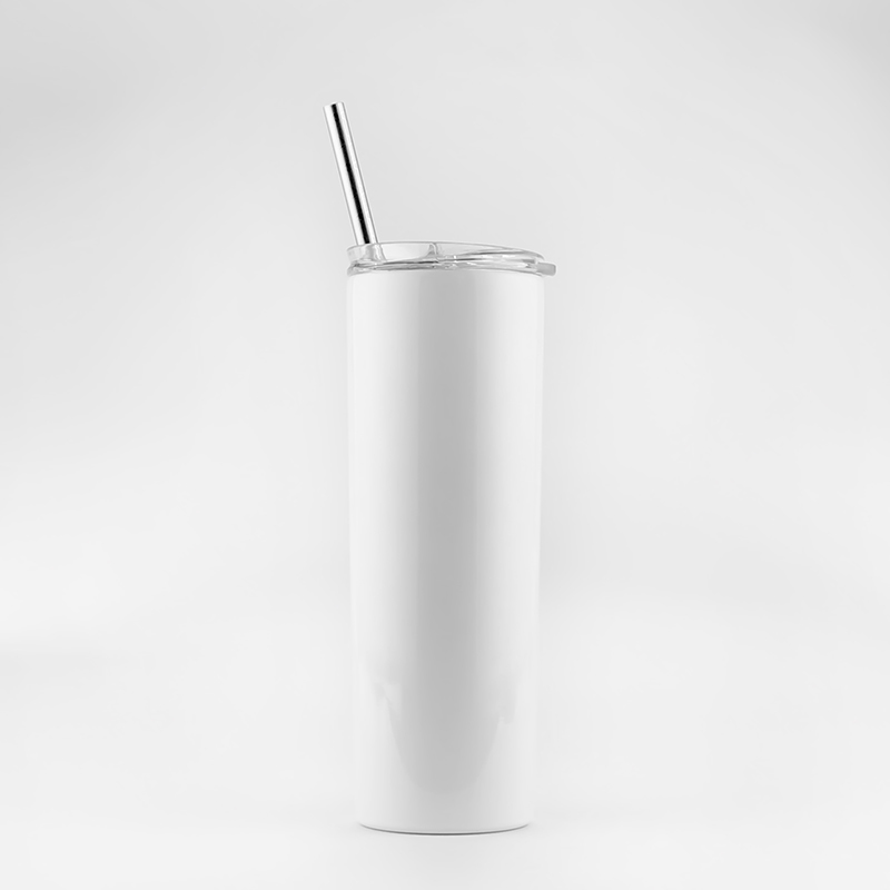 Stainless Steel Sublimation Blank Tumblers With Straws BZ20005-600
