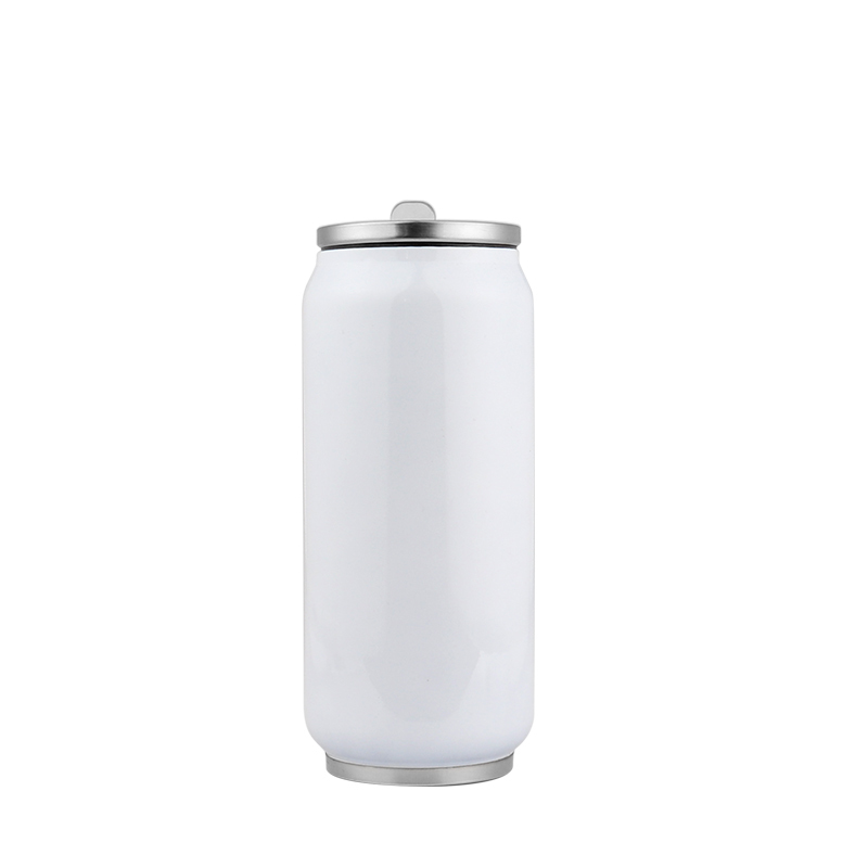 Sublimation Cola Can Stainless Steel Tumbler With Straws BZ20004-380