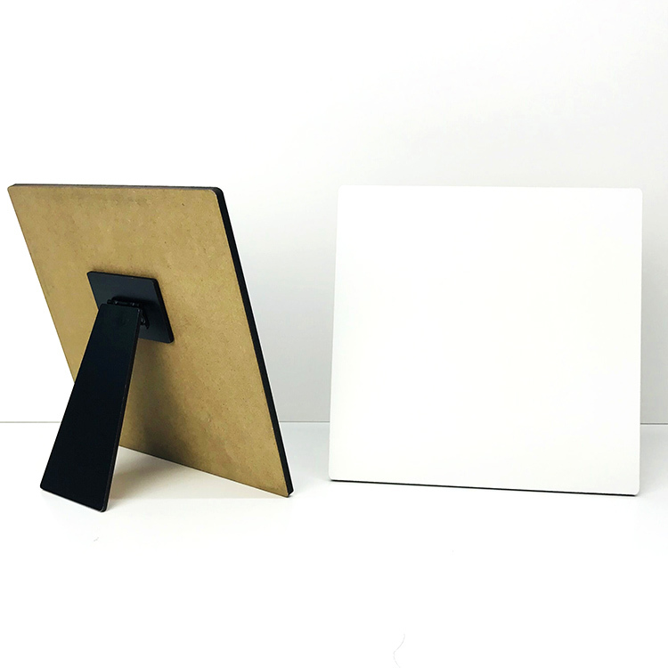Thermal Transfer Printed Blanks Square Picture Plane MDF19022