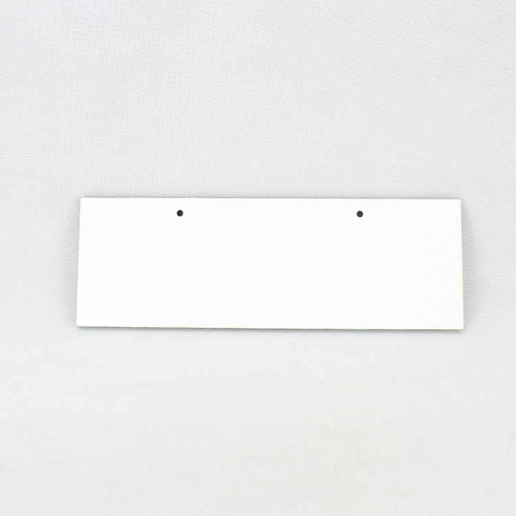 Rectangle Sublimation Blank Door Decoration MDF19049