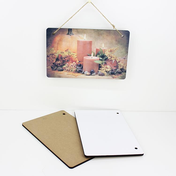 Sublimation Printing Home Decoration Promotion MDF19052