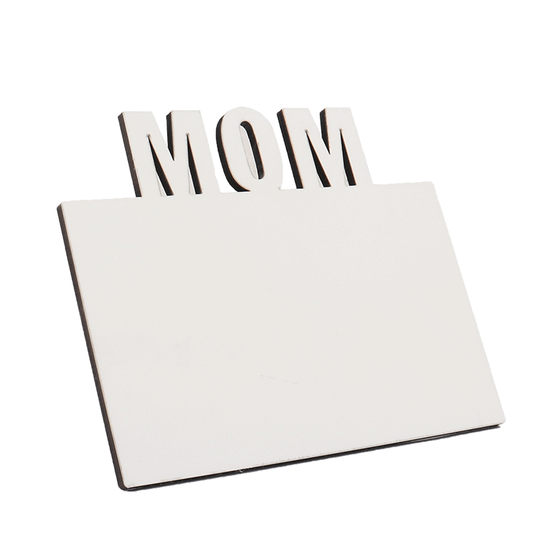 MOM Design Heat Transfer Sublimation Picture Frame MDF20007